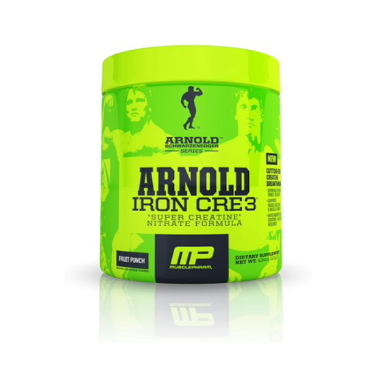 Arnold Iron Cre3, 126 g